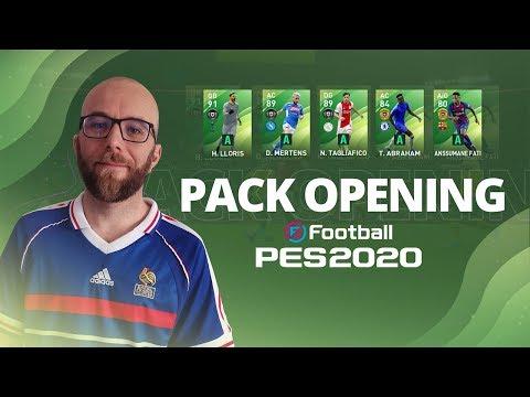 Live PES 2020: On pack les POTW  avec GAMERCOACH