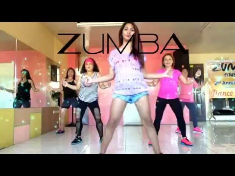 SALUTE-LITTLE.MIX/ZUMBA dance choreography/kayla