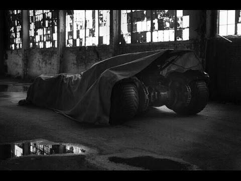New Batmobile from Batman Vs. Superman Teased by Zack Snyder!