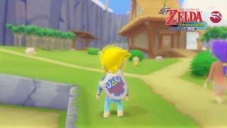 Zelda Wind Waker - Dolphin Ishiiruka + DoF + Hypatia Hires Texture