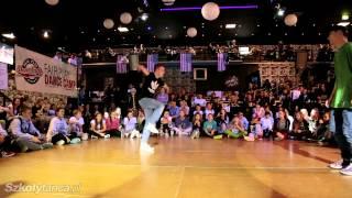 Ćwierćfinał Hip-Hop - Krzystof Kulling vs Franek | Dance Tribute vol. 3 | WWW.SZKOLYTANCA.PL