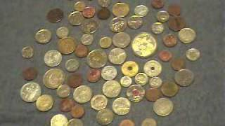 My Coin Collection Part 4: Foreign Coins