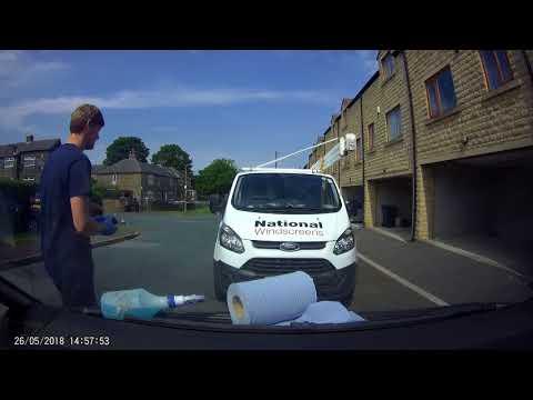 Citroen C4 Grand Picasso windscreen repair