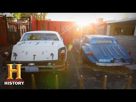 Counting Cars: Danny and Kevin Spot A Couple Neoclassics (Season 8, Episode 12) | History