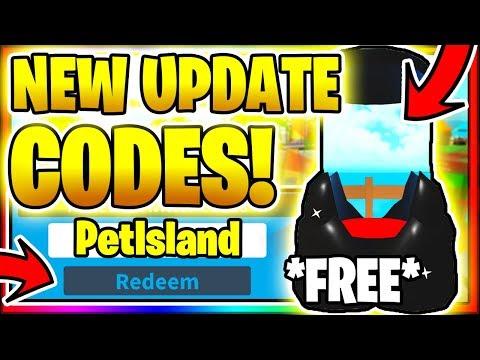 *ALL* NEW SECRET OP WORKING CODES! Roblox Pet Island