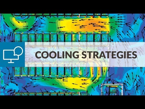 Cooling Strategies for Data Center Design and Energy Efficiency with CFD (ASHRAE 90.4)
