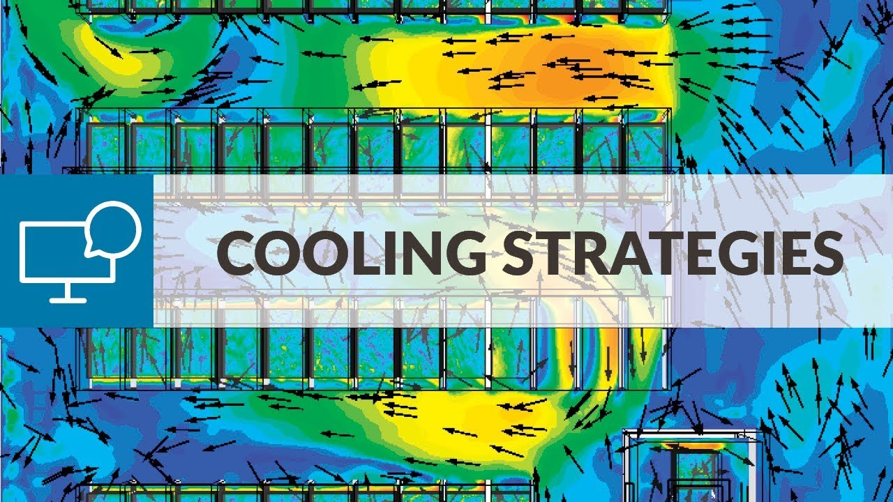 Cooling Strategies for Data Center Design and Energy Efficiency with CFD  (ASHRAE 90 4)