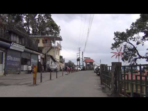 A Walk from Picture Palace, Mussoorie to Picture Palace Bus Stand