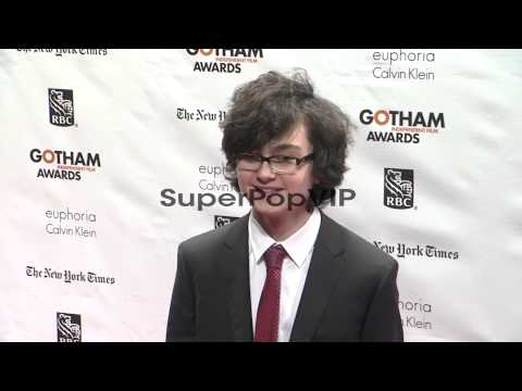 Jared Gilman at The 22nd Annual Gotham Independent Film A...