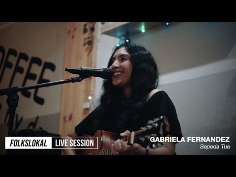 Live Session #10 | Gabriela Fernandez - Sepeda Tua