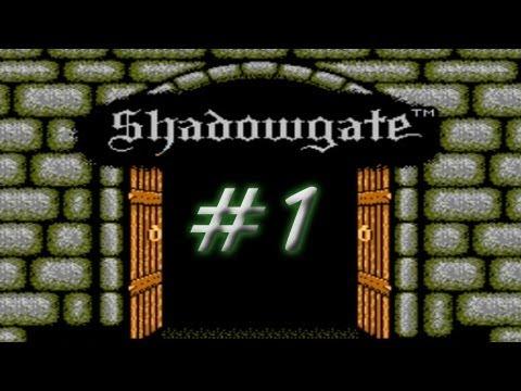 Old World Gamer - Let's Play Shadowgate Pt. 1