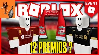roblox liverpool event 2019 as you get free clothes