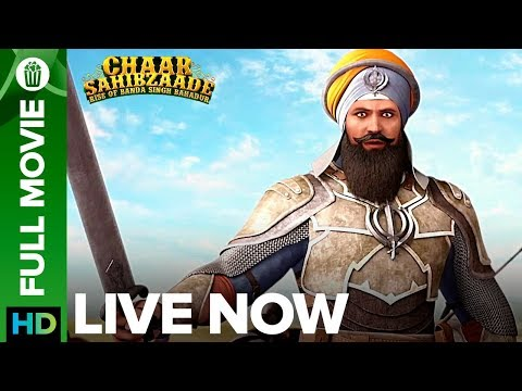 Chaar Sahibzaade 2: Rise Of Banda Singh Bahadur - Full Movie Live On Eros Now