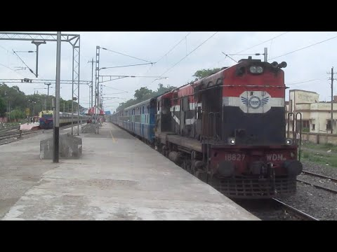 19322 Rajendra Nagar-Indore Express (via Faizabad) !!