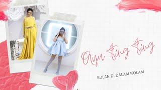 Ayu Ting Ting - Bulan Didalam Kolam | Video Lyrics