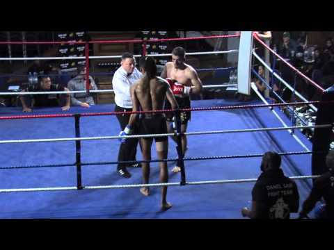 Esat Bitri KO Bloodline vs Leslee Constable Fight for Peace Blood&Glory fight Night
