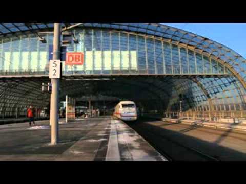 Londres a Berlin via Tren de Alta Velocidad