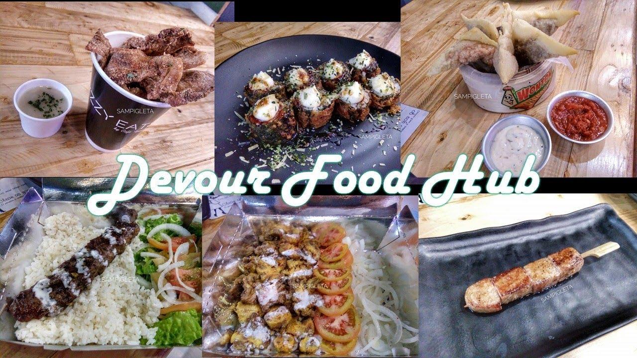 Devour Food Hub December 10 2017 Vlog 219 Youtube