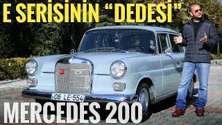 Mercedes 200 W110; Mercedes E Serisi'nin dedesi