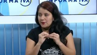 InformaTVX: Sara García y Dennis Muñoz, miembros de Agrupación por Despenalización del Aborto