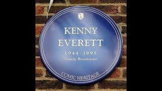 Kenny Everett, 50 (1944-1995) English comic genius