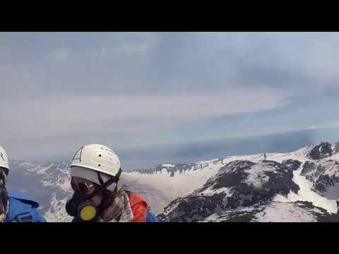 The Top of Villarrica Volcano