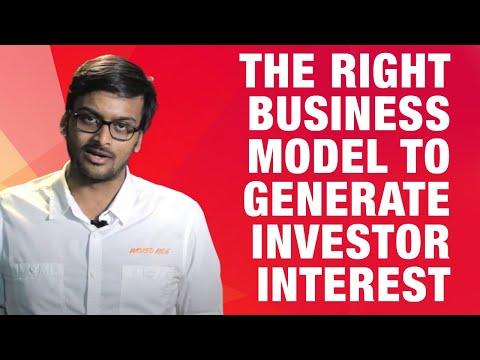The Right Business Model to Generate Investor Interest - Vivekananda Hallekere, WickedRide