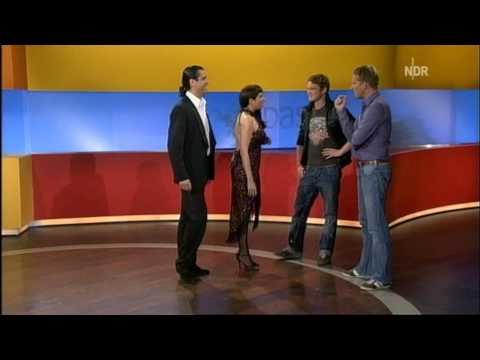 Tango Chocolate Im Ndr Das Das Rote Sofa Youtube