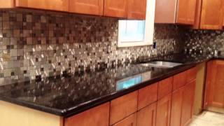 Granite Kitchen Remodel in 3 Steps-Black Galaxy 6 22 13(, 2013-07-08T14:13:29.000Z)