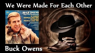Watch Buck Owens We Were Made For Each Other video