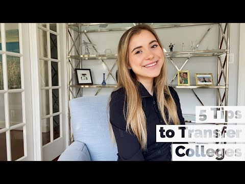 COLLEGE TRANSFER PROCESS & TIPS: How I Was Accepted And Transferred From A State College To UChicago
