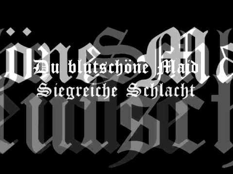 VARG - Schwertzeit (Lyrics Video)