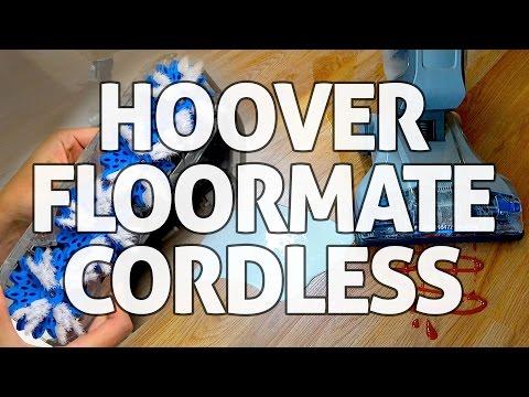 【美國 Hoover】floormate 乾濕兩用 地板清潔機 Friday購物 Doovi