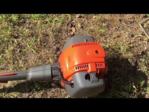 Berömda Husqvarna 324L Mini Review (2017) 4 stroke trimmer - YouTube AL-67