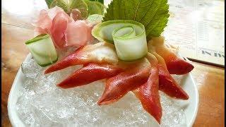 Редкие виды суши, пицца и бургер!? Идеальный ресторан?