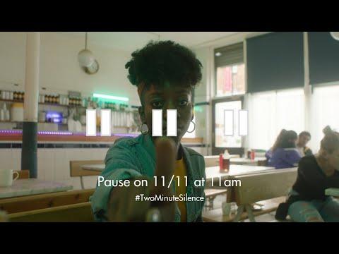 Pause on 11/11