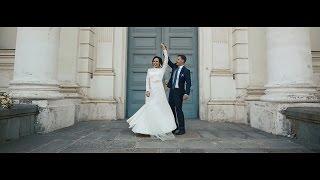 Sergey & Anna. Свадебный фильм