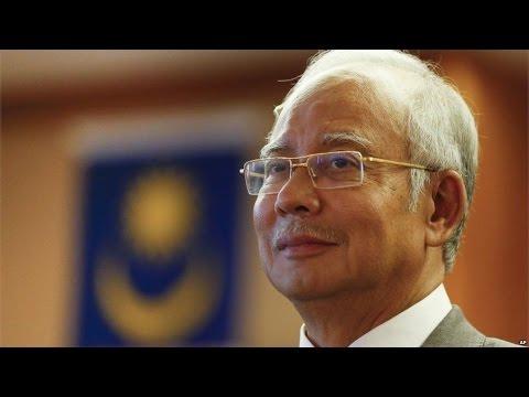 Malaysia agency says Najib Razak funds 'were donations'