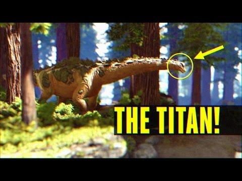 How To Tame Titanosaur Playark