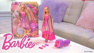 Barbie Endless Hair Kingdom Snap 'N Style Princess Doll   Dreamtopia   @Barbie
