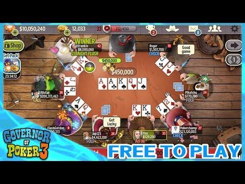 Governor Of Poker 3   Free To Play   Análisis, Review Y Como Descargar