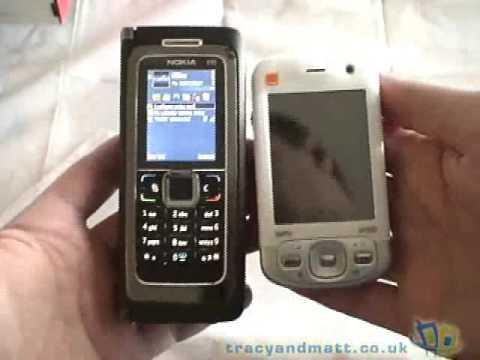 Nokia E90 unboxed