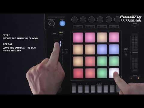 CONTRÔLEUR DJ USB PIONEER DJ - DJS-1000   www.adb.tn ©  97 078 078