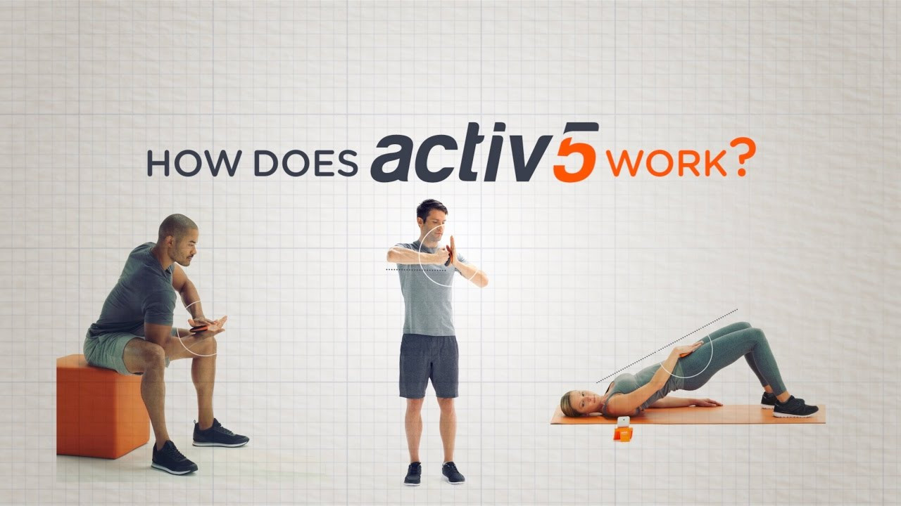 Activ5 // Fit Package video thumbnail