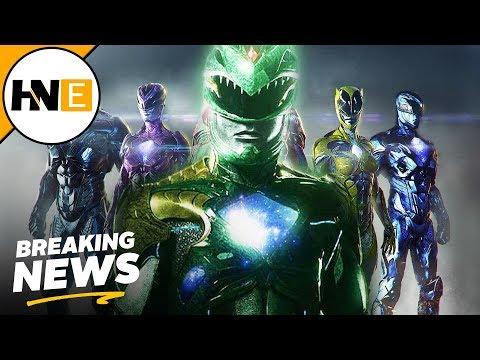 Power Rangers (2017) Sequel In the Works from Hasbro