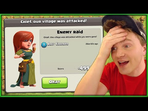 MY WORST FEARS (just Came True) IN CLASH OF CLANS