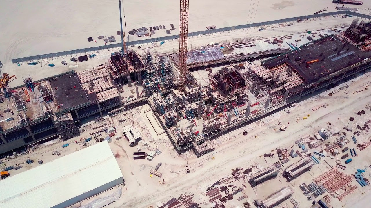 Marassi AL Bahrain Construction Progress 17tJune 2017