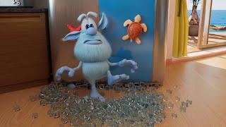 Booba - Fridge 🌨️ Episode 55 - Funny cartoons for kids - Booba ToonsTV