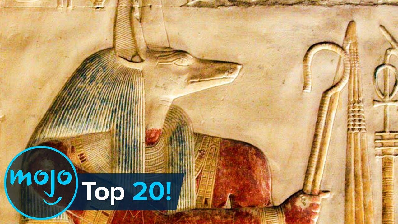 Top 20 Iconic Egyptian Gods and Goddesses