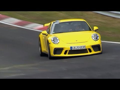 Porsche 911 GT3 – New Best Time on the Nürburgring [YOUCAR]